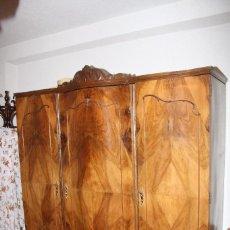 Antigüedades: DORMITORIO COMPLETO. Lote 58714865