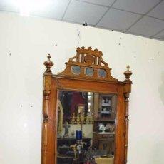 Antigüedades: ESPEJO ANTIGUO ALFONSINO. Lote 58845631