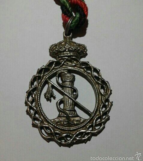 SEMANA SANTA, MEDALLA HERMANDAD CONFALON, ECIJA, SEVILLA (Antigüedades - Religiosas - Medallas Antiguas)