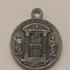 Antigüedades: MEDALLA CONMEMORATIVA AÑO SANTO MCMLXXV (1975). Lote 58936265