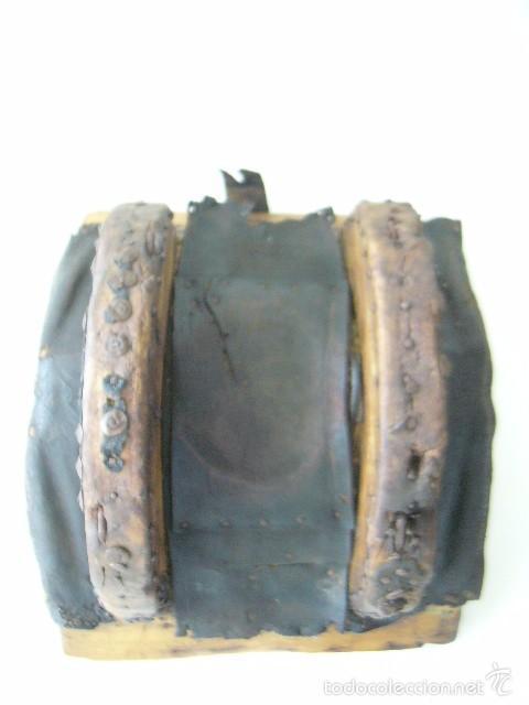 Antigüedades: SILLA DE CARRO O CARGA - Foto 4 - 59028930
