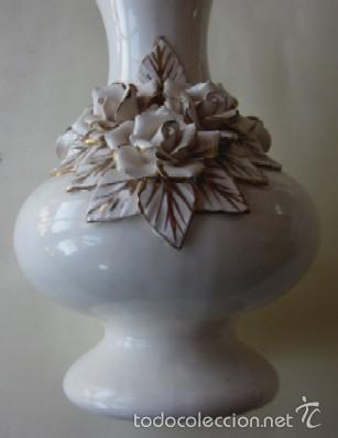 Antigüedades: JARRON FLORERO DE SOBREMESA - Foto 3 - 59114595
