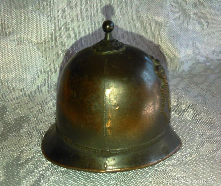 Antigüedades: Campanilla de Mano Antigua. - Foto 6 - 59182355
