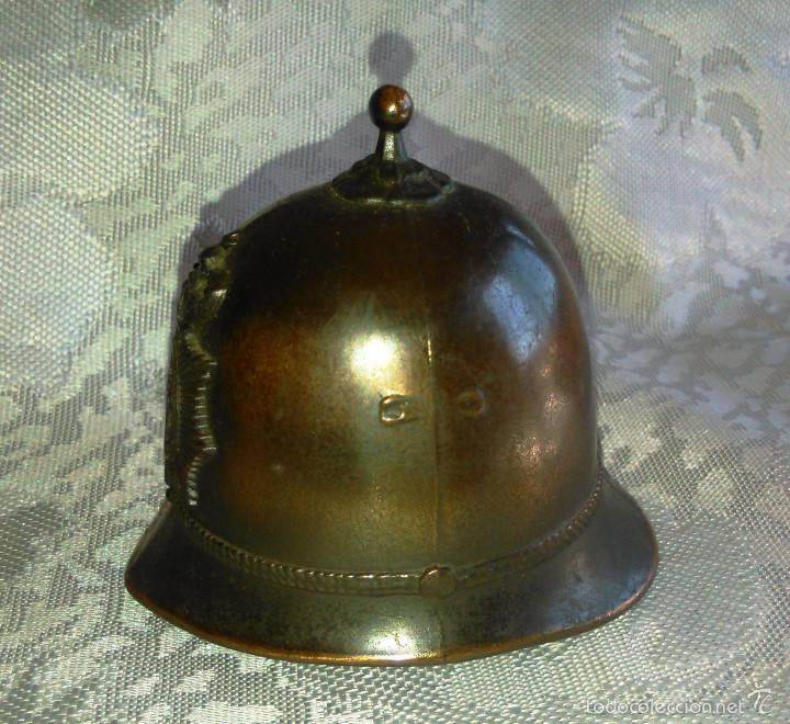 Antigüedades: Campanilla de Mano Antigua. - Foto 8 - 59182355