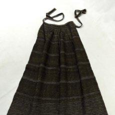 Antiquitäten - Antiguo delantal de picote - 59580095