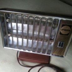 Antigüedades: ANTIGUO RADIADOR ELÉCTRICO. UFESA. MOD. 493. 125V --1200W.. Lote 59683129