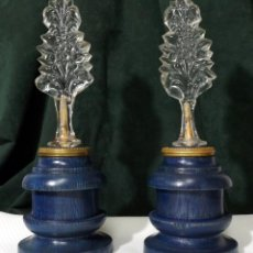Antigüedades: PALMETAS DE DECORACIÓN. Lote 59709019