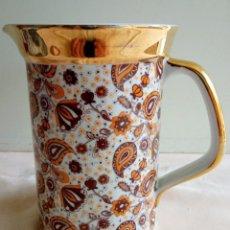 Antigüedades: JARRA DE PORCELANA MARCA JANDO (VER FOTOS). Lote 59767328