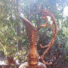 Antigüedades: ANTIGUO JARRON DE BRONCE. Lote 59789612