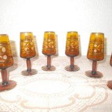 Antigüedades: 6 CATAVINOS. Lote 59911119