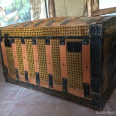 Antigüedades: BAÚL. Lote 59929029