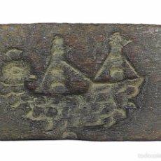 Antigüedades: ANTIGUO MOLDE DE PASTELERIA EN MADERA TALLADA- SIGLO XIX. Lote 59971779