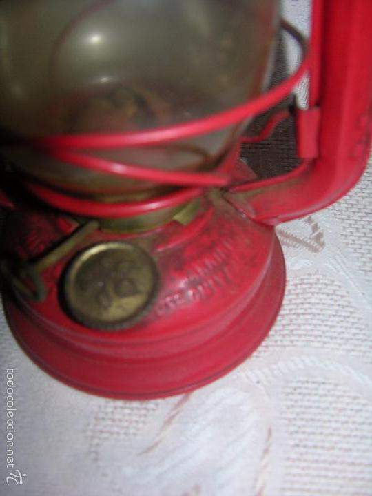 Antigüedades: BONITO QUINQUÉ MARCA MEVA 863 MADE CHECOSLOCAQUIA - Foto 4 - 60062199