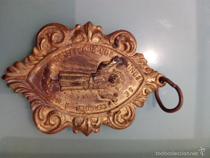 Antigüedades: Medalla religiosa - Foto 2 - 60090651