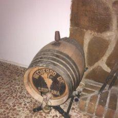 Antigüedades: CUBA BARRIL. Lote 60148031