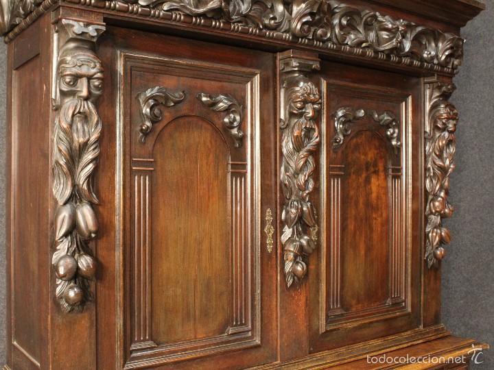 Antigüedades: Gran armario holandes de principios del siglo XX - Foto 6 - 60347335