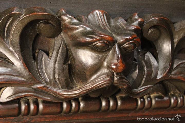 Antigüedades: Gran armario holandes de principios del siglo XX - Foto 8 - 60347335