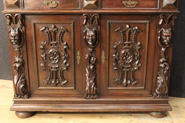 Antigüedades: Gran armario holandes de principios del siglo XX - Foto 9 - 60347335