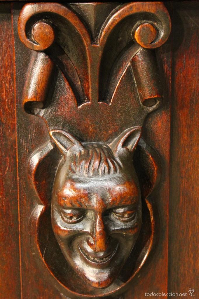 Antigüedades: Gran armario holandes de principios del siglo XX - Foto 12 - 60347335