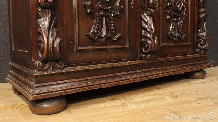 Antigüedades: Gran armario holandes de principios del siglo XX - Foto 13 - 60347335