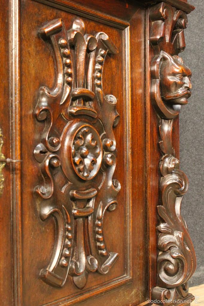 Antigüedades: Gran armario holandes de principios del siglo XX - Foto 14 - 60347335