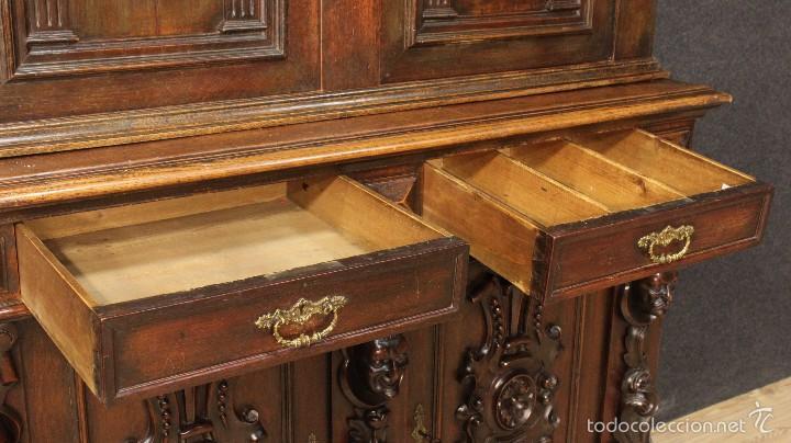 Antigüedades: Gran armario holandes de principios del siglo XX - Foto 17 - 60347335