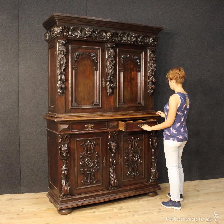 Antigüedades: Gran armario holandes de principios del siglo XX - Foto 18 - 60347335