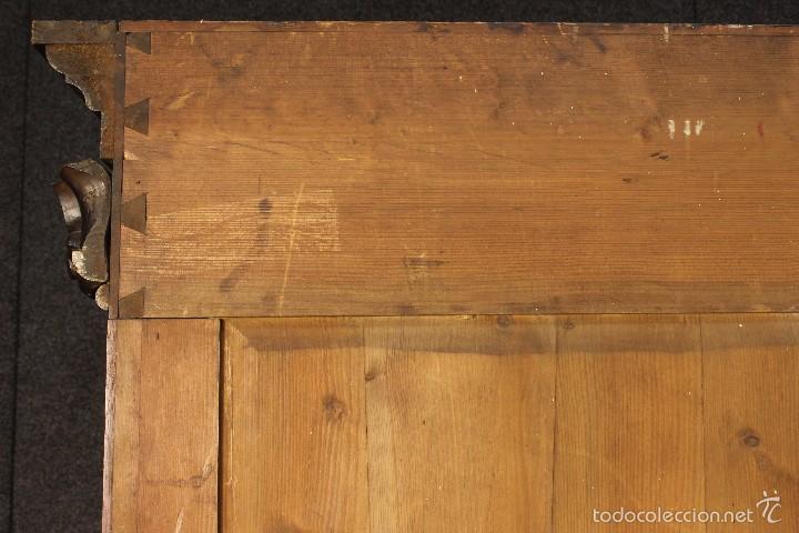 Antigüedades: Gran armario holandes de principios del siglo XX - Foto 20 - 60347335