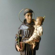 Antigüedades: SAN ANTONIO CON SELLO OLOT. Lote 60352218