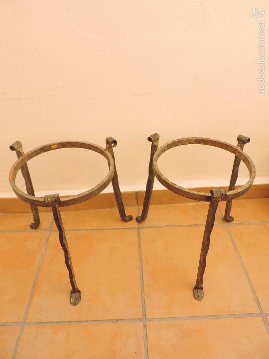 Pies para macetas soporte para plantas pede vendido en venta directa 60440699 - Pedestal para plantas ...