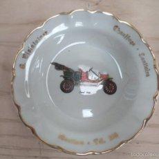 Antigüedades: PLATITO PLATO LIMOGES FORD COCHE. Lote 60454111