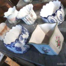 Antigüedades: LOTE DE 7 MACETEROS. Lote 60471123