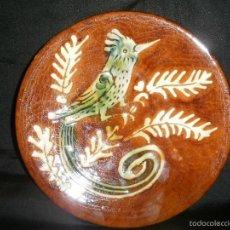 Antigüedades: PLATO DE CERAMICA VILA CLARA DE LA BISBAL... Lote 60530499