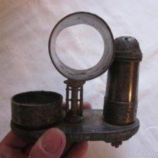 Antigüedades: ANTIGUO SALERO DE PRINCIPIOS S.XX, CONTRASTE EN BASE, PLATA ?. Lote 60583467