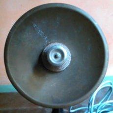 Antigüedades: ESTUFA CALEFACTOR ELÉCTRICA ANTIGUA CON PANTALLA DE 125V , ESPAÑA, AÑOS 40 - 50. FUNCIONA. ANTIGUO.. Lote 60611727