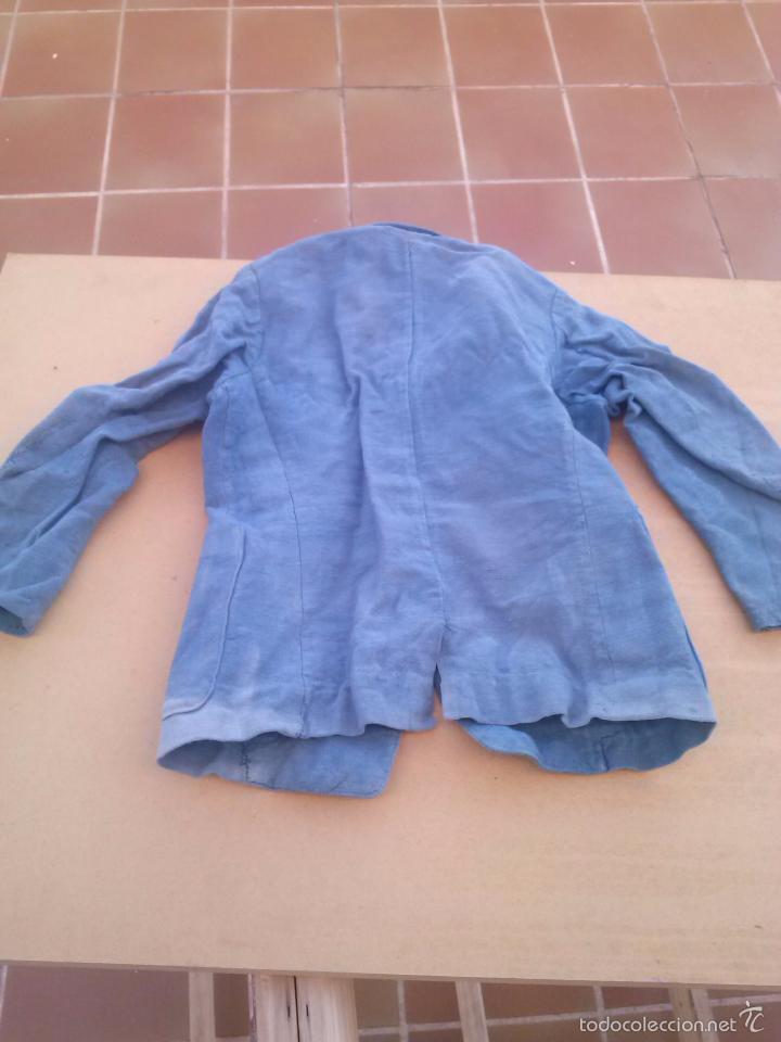 Antigüedades: chaquetilla infantil - Foto 3 - 60628023