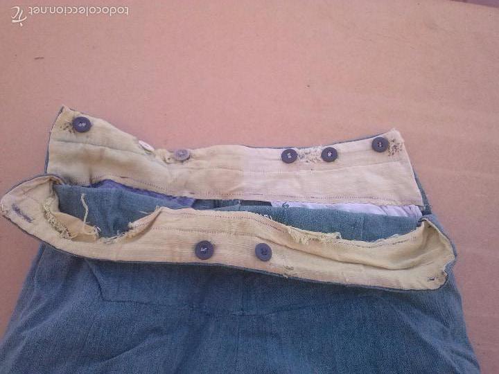 Antigüedades: pantalon infantil - Foto 2 - 60628131