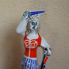 Antigüedades: FIGURA DE SARGADELOS - MARÍA DAS BATALLAS - MARÍA PITA. Lote 60630531
