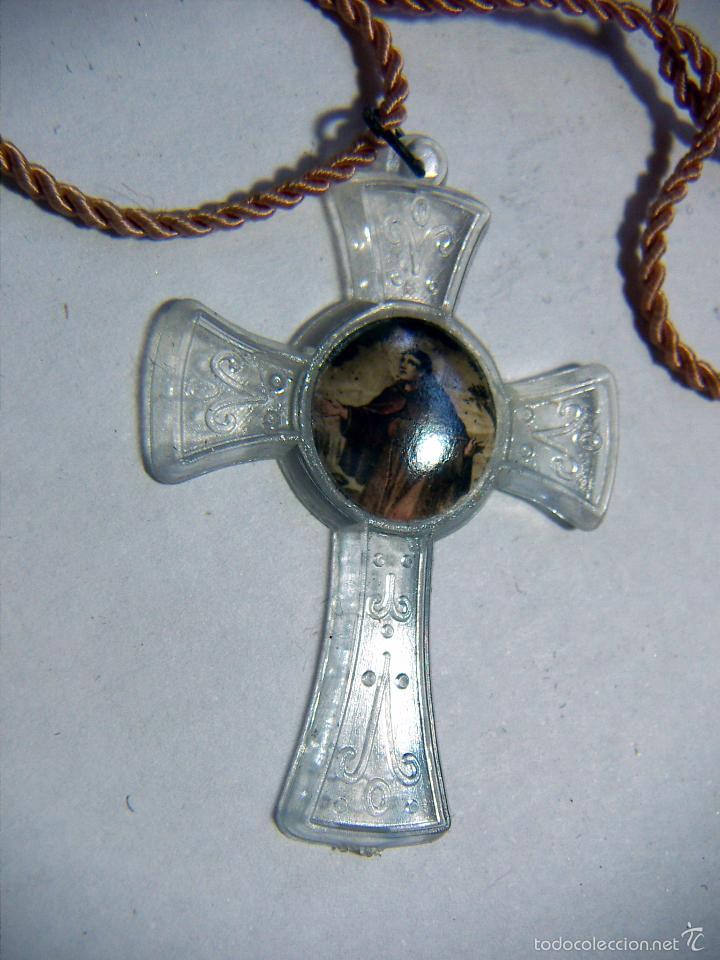 Antigüedades: crucifijo - Foto 2 - 60697871