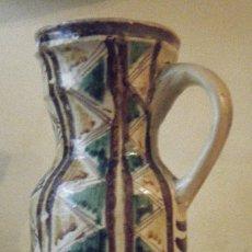 Antigüedades: CERÁMICA DE TERUEL. JARRA SIGLO XV . Lote 60785943