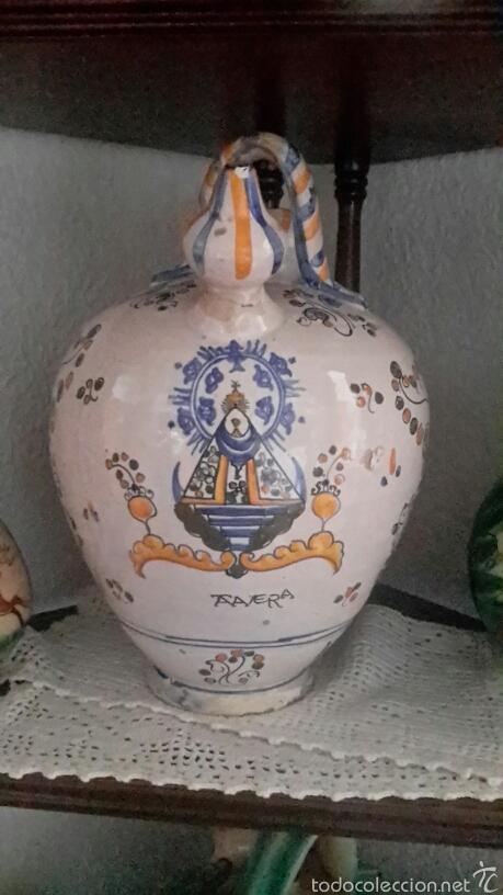 CERAMICA (Antigüedades - Porcelanas y Cerámicas - Talavera)