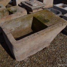 Antigüedades: PILA DE LAVAR ANTIGUA DE PIEDRA NATURAL. Lote 61002571