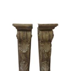 Antigüedades: ANTIGUAS MÉNSULAS, PEANAS, COLUMNAS.LEER DESCRIPCIÓN.. Lote 61056319