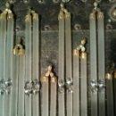 Antigüedades: 20 COLGANTES DE CRISTAL DOBLES AÑOS 30'S. Lote 61150614