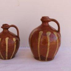 Antigüedades: CANTARILLAS ANTIGUAS DE SALVATIERRA DE LOS BARROS. Lote 61197431