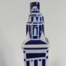 Antiquitäten - Porcelana de Sargadelos que representa La Torre de Hércules - 61244943