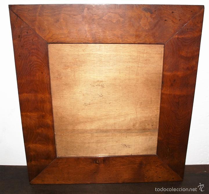 bonito marco portafotos en madera de roble. esp - Comprar Marcos ...