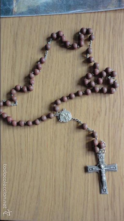 e5711cbf2cf Antiguo rosario recuerdo santa teresa de avila. - Vendido en Venta ...