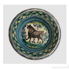 Antigüedades: LEBRILLO TRIANA SIGLO XIX. Lote 61349579