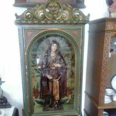 Antigüedades: CAPILLA SANTA CECILIA. Lote 61236023